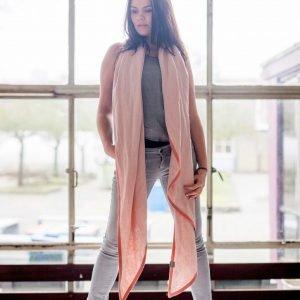 STOLT! - ROSA sjaal