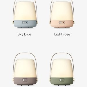 LITE-UP LED-lamp & stijlvolle draadloze lamp