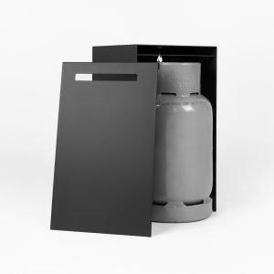 GASBOX voor het opbergen van uw gasfles